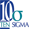 Ten Sigma good logo app 2
